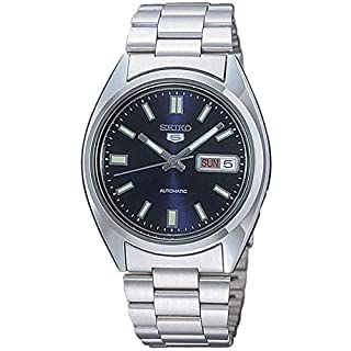 Seiko Men's Analogue Automatic Watch with Stainless Steel Strap SNXS77K (B000KKO85S)   Amazon price tracker / tracking, Amazon price history charts, Amazon price watches, Amazon price drop alerts