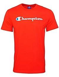 Champion 209492, T-shirt pour homme XL rouge