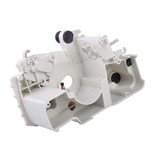 Baoblaze Kurbelgehäuse Kraftstofftank Gehäuse Motorgehäuse Deckel Abdeckung passend für STIHL 017 018 MS170 MS180 Kettensäge, lange Lebensdauer
