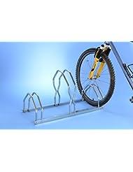 Mottez Râtelier 3 vélos 2 niveaux