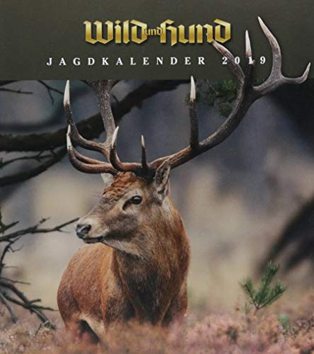 Jagdkalender 2019: WILD UND HUND (Hund Kalender)
