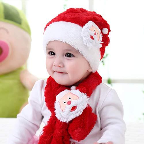 YOLE Santa Hut, Roten Körper Weiß Lange Flaum Weichen Und Bequemen Party Männer Und Frauen Baby Universal Anzug Hut Schal