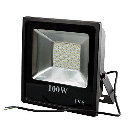 150W Outdoor LED Flood Light, Waterproof IP66, 14.250L 3000K Warm Light High Standard
