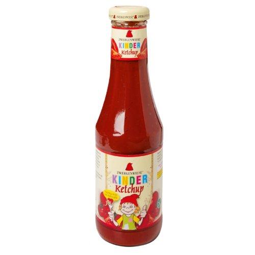 Zwergenwiese Bio Kinder Ketchup mit Apfelsüße (1 x 500 ml)