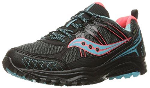 Chaussures Excursion TR10 GTX® - femme Black / Coral / Blue