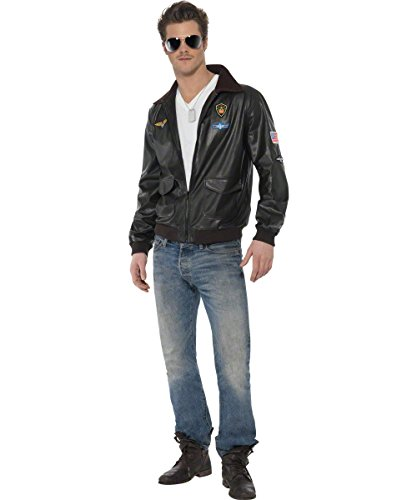Top Gun Maverick Bomber Uomo Costume