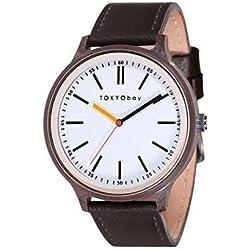 TokyoBay Spezifikationen Uhr, elfenbeinfarben