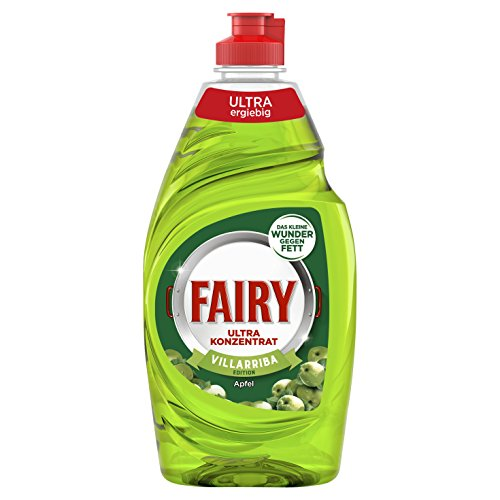 Fairy Apfel Ultra Konzentrat Hand-Geschirrspülmittel, 450 ml