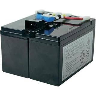 Energy USV-Anlagen-Akku ersetzt Original-Akku RBC48 Passend für DLA750, SIA750ICH-45, SMT750, SMT750I, SMT