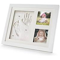Registro de recuerdos Kit de creación de huella bebé bautizo nacimiento baby shower regalo de cumpleaños
