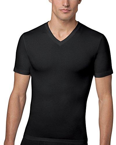 spanx-t-shirt-homme-noir-x-large