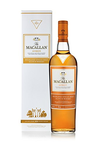 The Macallan Amber 8510011 Whisky, Cl 70