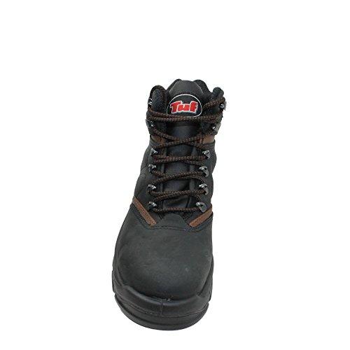 TuF s3 berufsschuhe businessschuhe hRO sRC chaussures de chaussures de sécurité chaussures de travail noir Noir