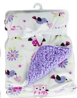baby-blanket-soft-colourful-mink-sherpa-lining-printed-design-0months-30-wash-purple-birds-by-first-