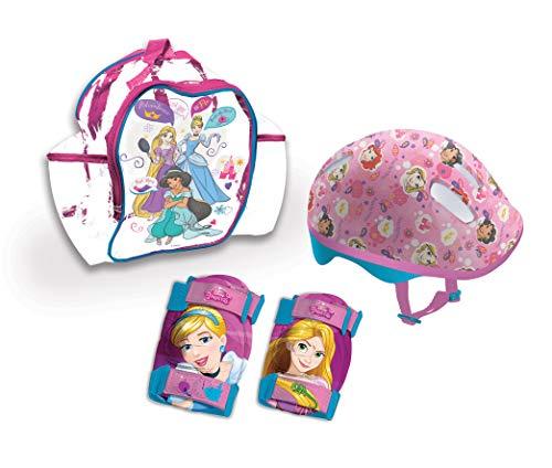 Disney Princess ODIP004, Set di Protezioni Bambina, S (53-56)