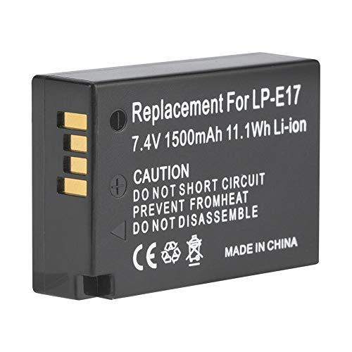 V BESTLIFE Vbestlife 1 Pieza LP-E17 Reemplazo Batería