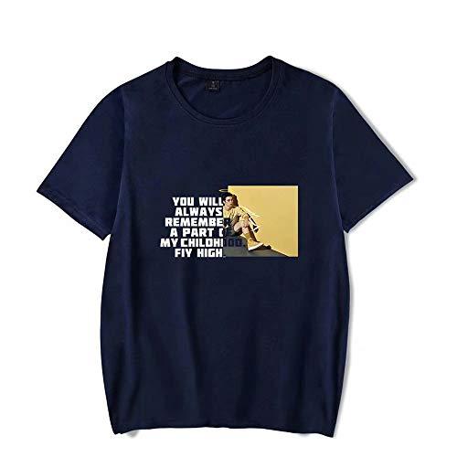 R.I.P Cameron Boyce Star de cinéma 2D imprimé T-Shirt Femme/Homme Vêtements Top Tops À Manches Courtes T-Shirt Hip Hop Tops Coton T-Shirt