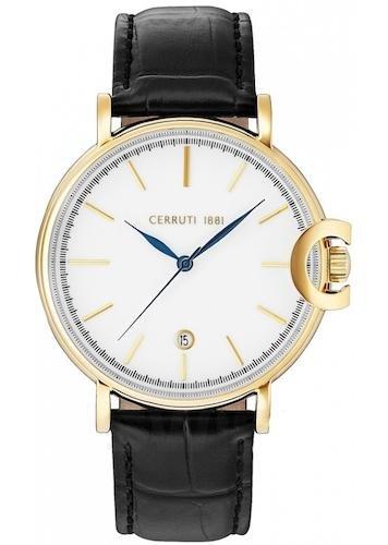 Cerruti 1881 CRA155SG01BK Montre à bracelet pour femme