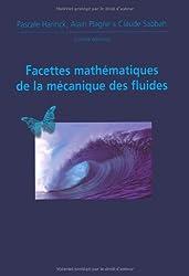 Facettes Mathematiques de la Mécanique des Fluides Ups 2010