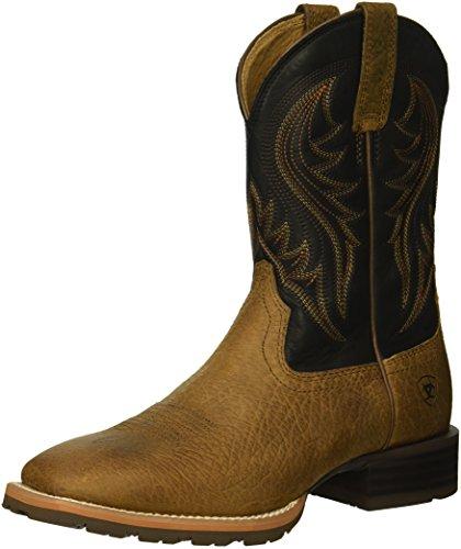 detailed look c42ff b80b0 ARIAT - Männer Hybrid Rancher Working Cowboy Western Schuhe, 42.5 W EU,  Earth/Tack Room Black
