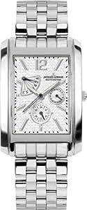 Jacques Lemans - 1-1246D - Montre Homme - Quartz - Chronographe - Bracelet Acier Inoxydable