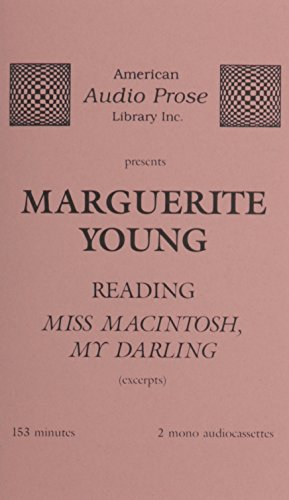 Marguerite Young Miss Macintosh (Marguerite Young: Miss Macintosh/Readings)