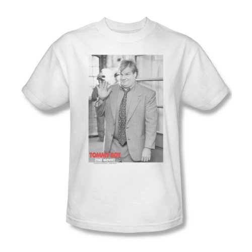 Tommy Boy - Herren-T-Shirt-Platz White