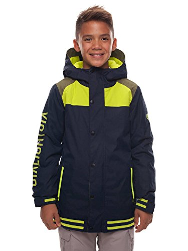 Kinder Snowboard Jacke 686 Captain Insulator Jacket Boys
