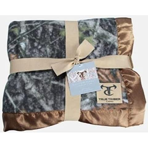 Pickles True Timber Camo Baby Blanket, New Conceal, 30