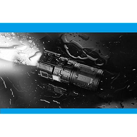 MEIYOXM-L2 LED linterna antorcha luz iluminación múltiples funciones al aire libre