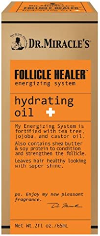 Dr. Miracle's Follicle Healer Hydrating Oil (Pack of 2) by Dr. Miracle's