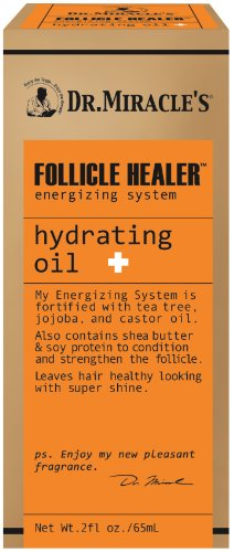 Dr Miracle folliculo Guérisseur Hydratant Oil (pack de 2)