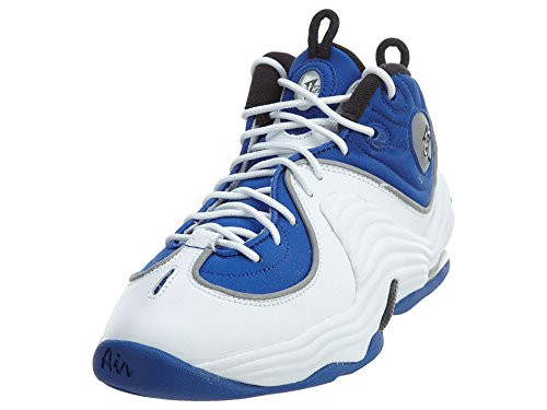 Nike Air Penny Ii (gs) College-Blau / Schwarz / WeiÃ?-Basketballschuh 6 Us -