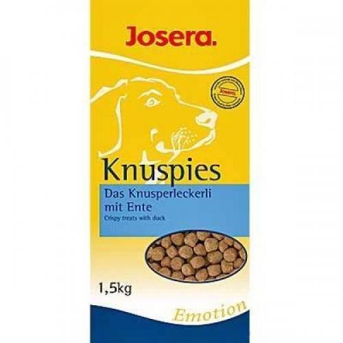 Josera Knuspies 1,5 kg, Trockenfutter, Hundefutter