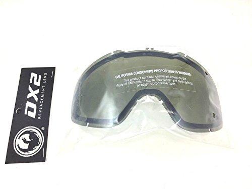Drachen-Schnee Goggle-Objektive Dunkler Rauch DX2 Replacement Lens 35312-200
