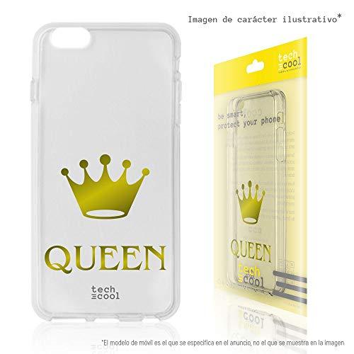 Funnytech® Funda Silicona iPhone 6 / 6S [Gel Silicona