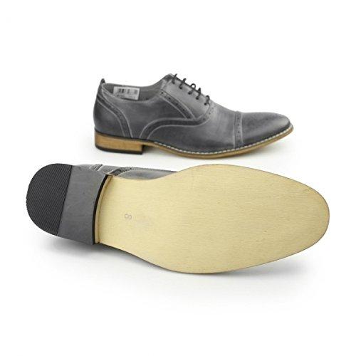 Mr Shoes , Richelieu homme Gris
