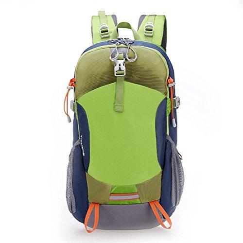 Zaino impermeabile da trekking, zaino tattico leggero da 25l, zaino da uomo e donna di grande capacità escursionismo all'aperto/campeggio / arrampicata/turismo / arrampicata su roccia
