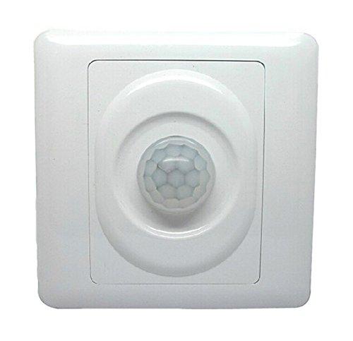 redcrest (TM) Home LED-Licht PIR Infrarot Bewegungsmelder Sensor Schalter menschlichen Körper Induktion Save Energy Motion automatische Modul Licht Sensing Switch -