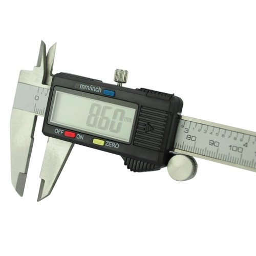 Tiny Deal Digital Caliper 150MM 6-inch with Display Screen