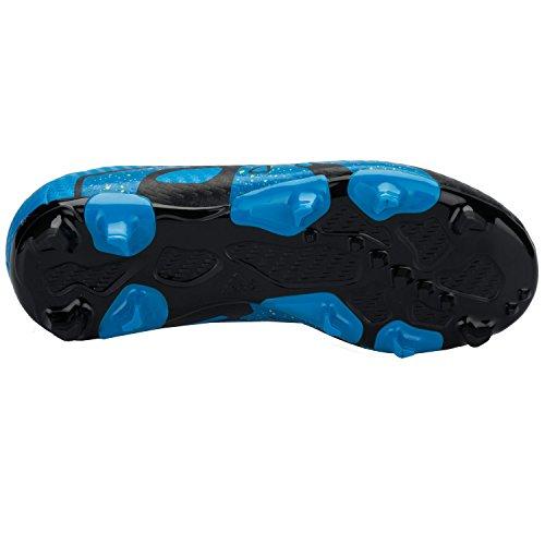 adidas - X15.3 FG/AG, Scarpe da calcio Unisex – Bambini Solblu/Syello/Cblack