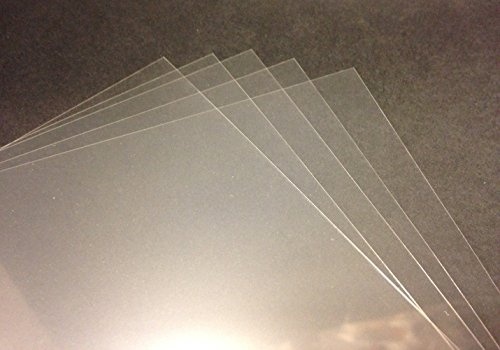 A3 OHP Acetate Transparency Film For Laser Printers & Copiers 20 Sheets Test