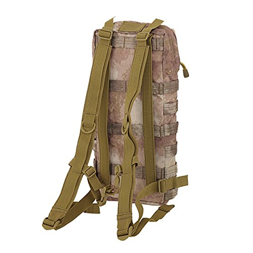 Fields Tactical Rucksack Hydration Small Utility Molle Pack Stone Desert