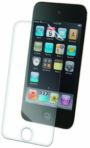 Zagg invisibleSHIELD Smudge Proof Schutzfolie für Apple iPod Touch 4G - Screen (Bildschirm