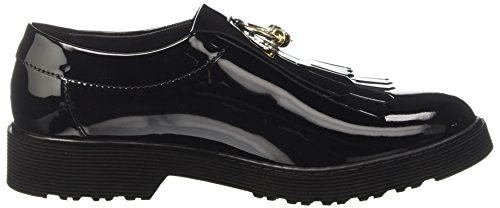 Cult Rose Low 1740, Pantofole a Collo Basso Donna Nero (Black)
