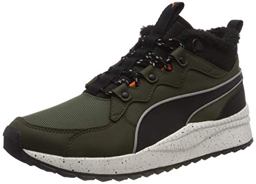 brand new 59836 97c75 Puma Pacer Next SB WTR, Zapatillas Altas Unisex Adulto, Verde (Forest Night  Black