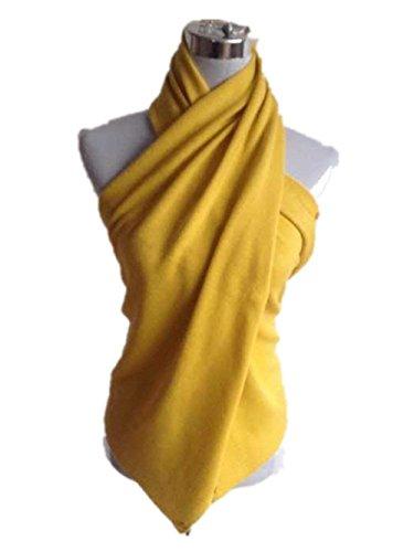Lannister Fashion Tank Top Damen Elegante Sommer Ärmellos Trägerlos Ombre Oberteile Freizeit Apparel Mode Tops Geschenke (Color : Gelb, Size : One ()
