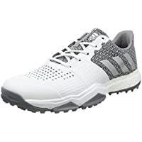 bd5480b6202037 adidas – Adipower Sport Boost 3 Men s Golf Shoes (White Silver Grey)
