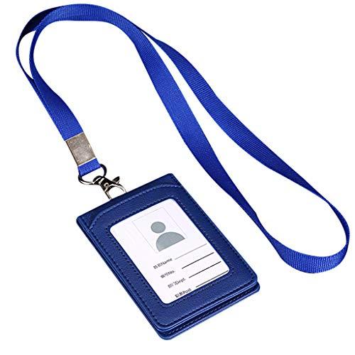 Descripción:   Adecuado para la celebración de tarjetas de autobús, tarjetas de crédito de identificación, etc.   Conveniente para insertar y sacar sus tarjetas.   Tamaño de la tarjeta de identificación. Soporte vertical. 5 ranuras para guardar cr...