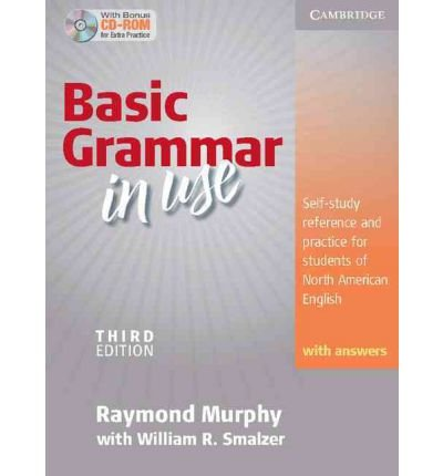 Basic Grammar in Use Student's Book with Answers and CD-ROM: Self-study Reference and Practice for Students of North American English (Mixed media product) - Common
